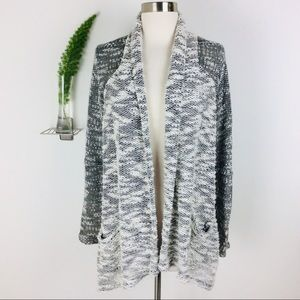 Knox Rose Gorgeous Slouchy Open Cardigan Size (S)